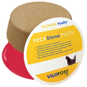 PeckStone Poultry wheat með anís 8 kg