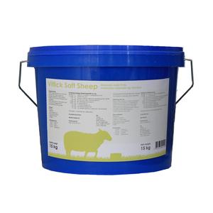 Vitlick Soft Sheep 15 kg bætiefnafata